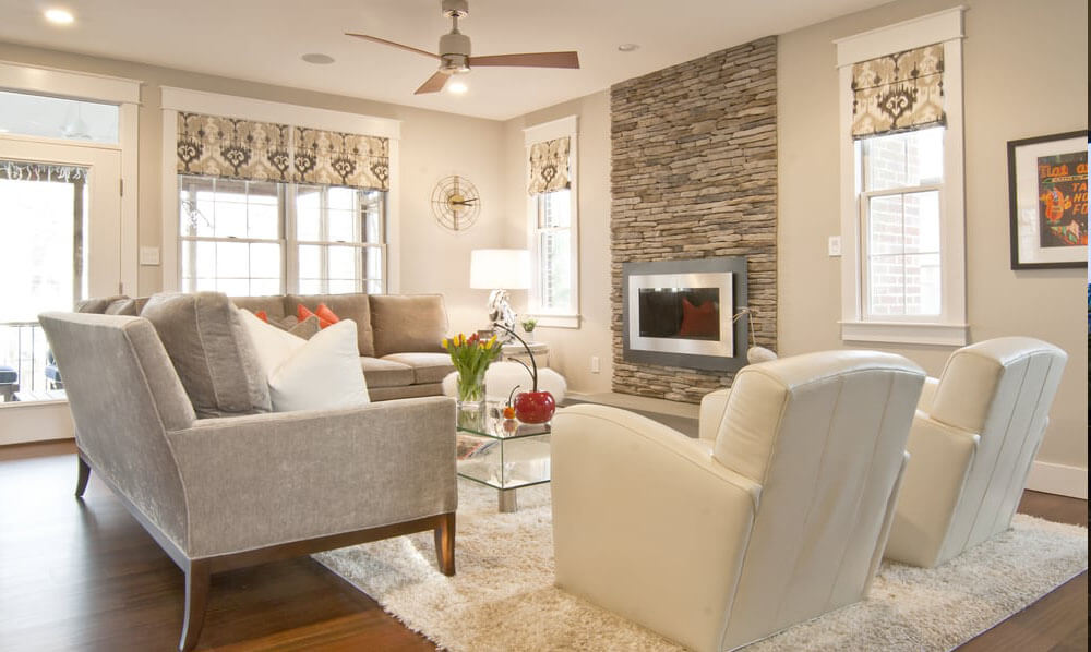Electrical Connections LLC - Living Room Lighting Work