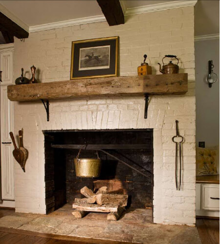Electrical Connections LLC - Clifton Fireplace