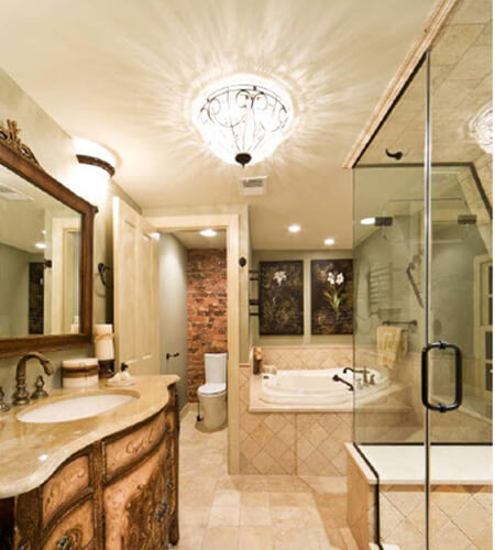 Electrical Connections LLC - Bathroom Lighting