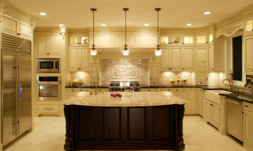 Electrical Connections LLC - Hanging Kitchen Lights